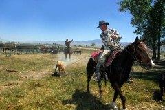 Life at the Bench Creek Ranch