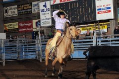 Ranch Rodeo - Roping at the Ranch Rodeo